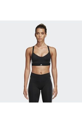 adidas ALL ME 3S Siyah Kadın Sporcu Sütyeni 101117589