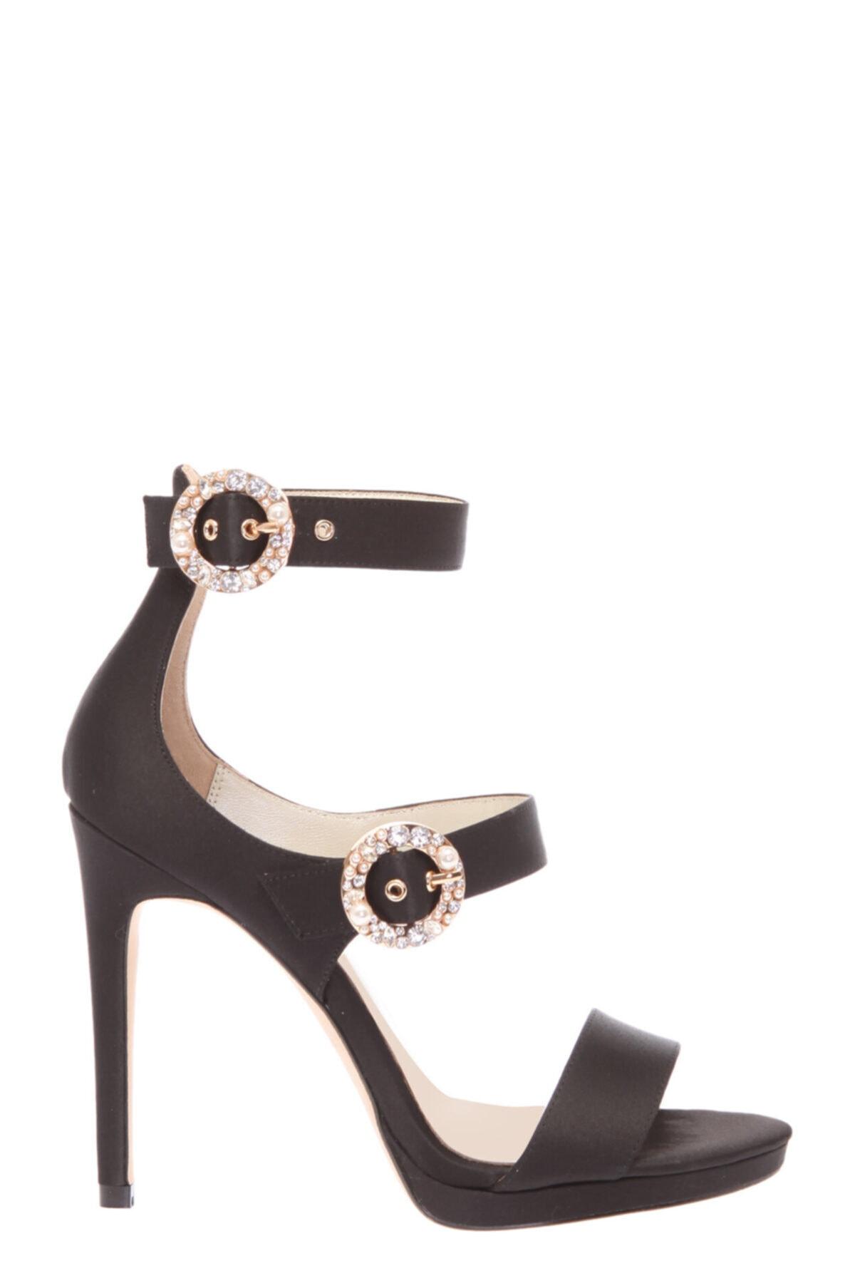 Karen Millen Siyah Sandalet 1