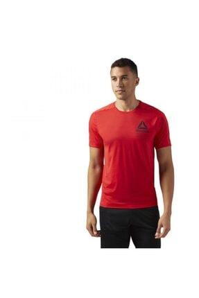 Reebok Cf3749 Erkek Kırmızı Tişört
