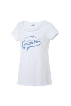 Columbia Outdoor Play Ss Tee Bayan Tshirt Cs0013