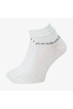 Reebok Du2922 Beyaz 3 Çift Çorap