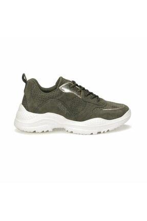 U.S. Polo Assn. SALLY 9PR Haki Kadın Sneaker Ayakkabı 100422440