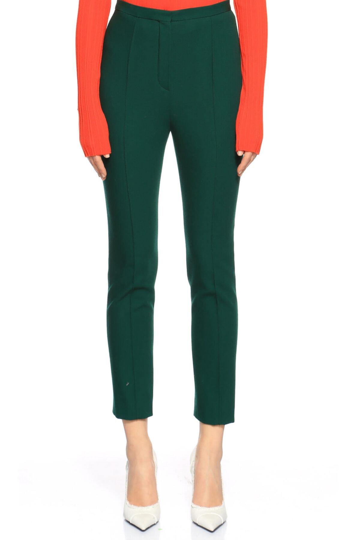 Lanvin Yeşil Pantolon 1