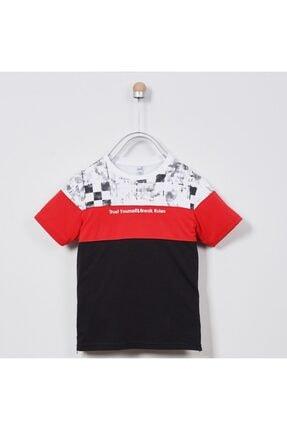 Panço T-shirt Erkek Çocuk Siyah