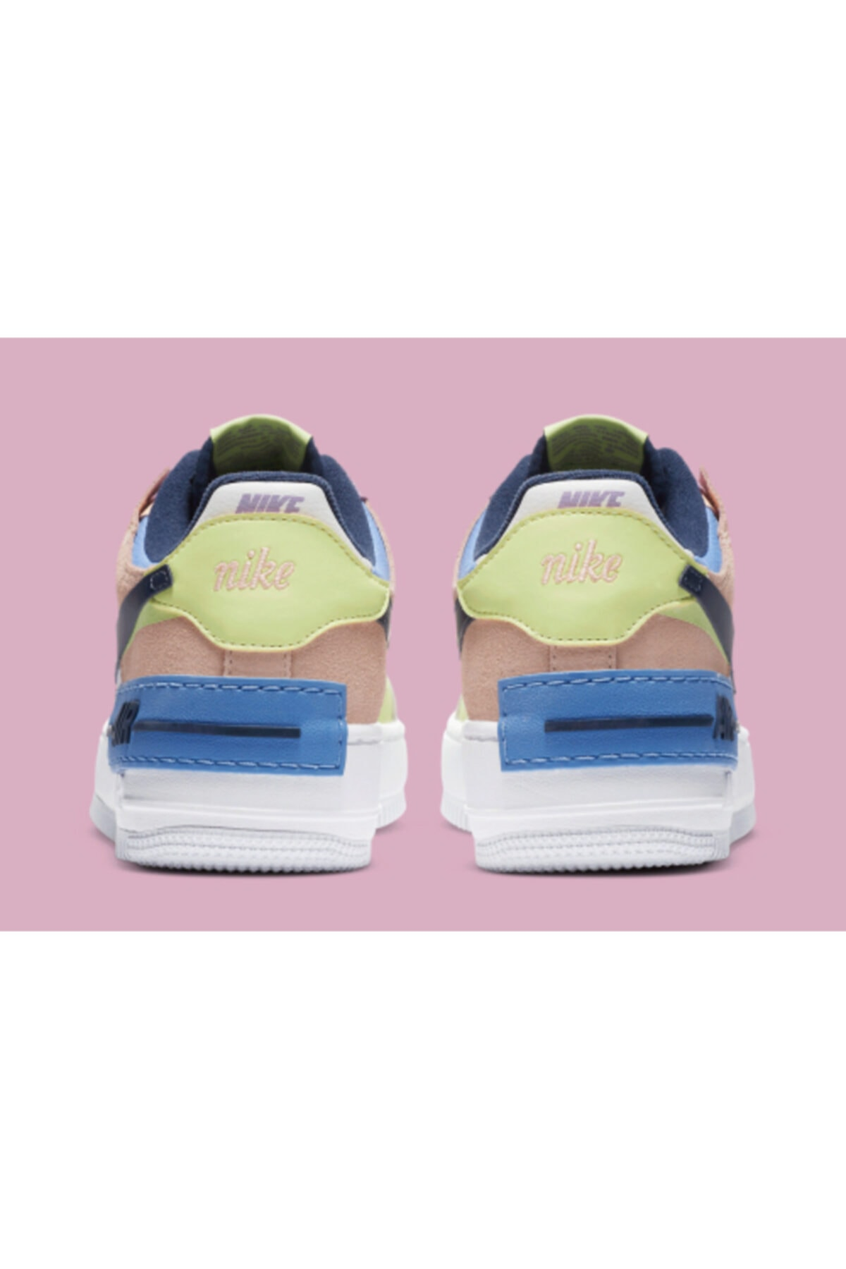 Nike Air Force 1 Shadow Kadın / Cu8591-001 2
