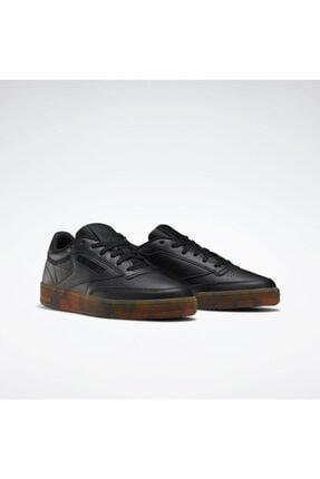 Reebok Eh1511 Club C 85 Kadın Günlük Siyah Spor Ayakkabı