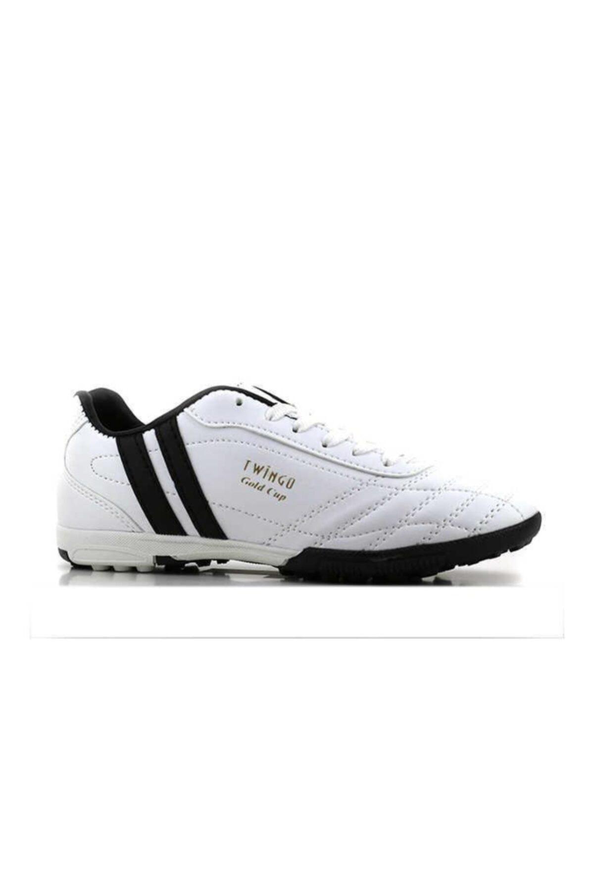 Twingo 134 Erkek Beyaz Halı Saha Futbol Ayakkabı 1