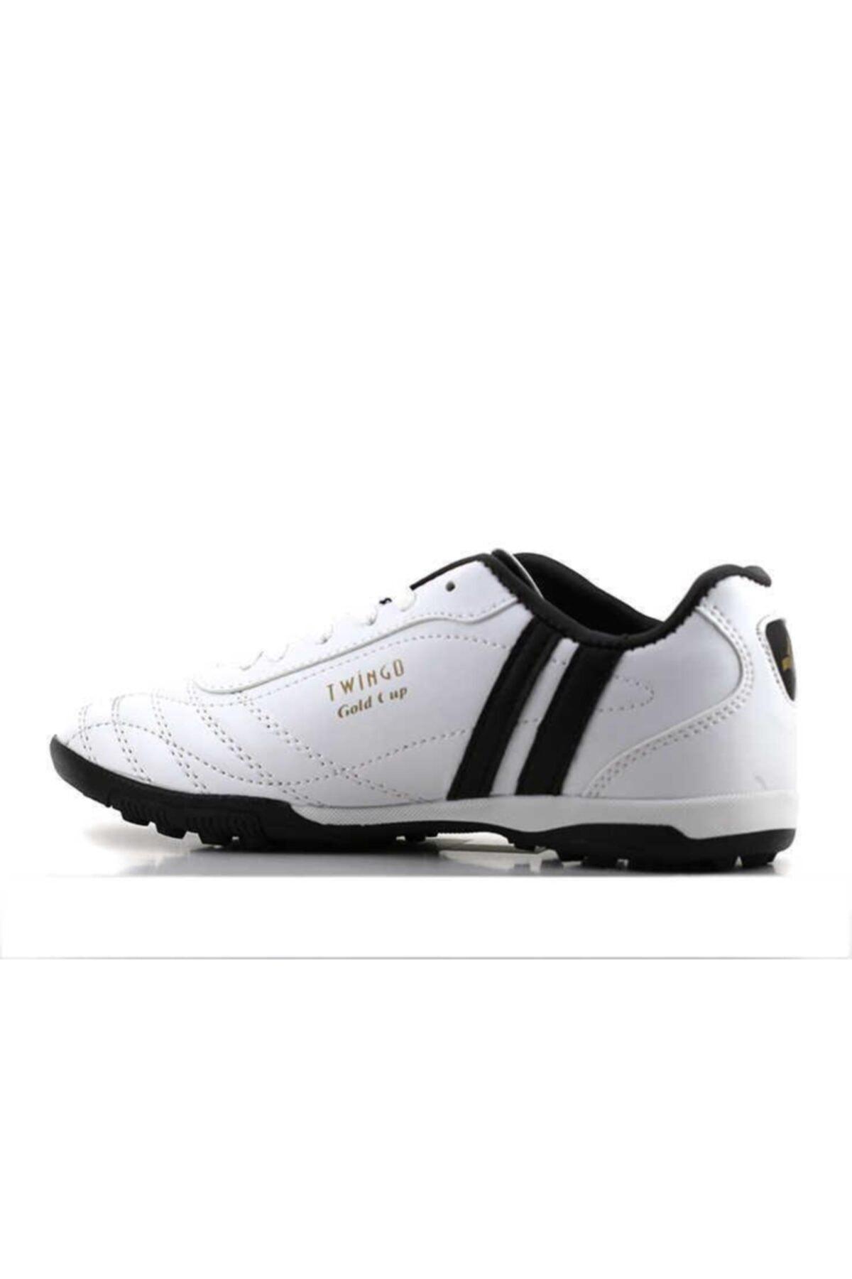 Twingo 134 Erkek Beyaz Halı Saha Futbol Ayakkabı 2