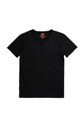 Bad Bear Erkek Siyah V-collar Tee Raven Tişört