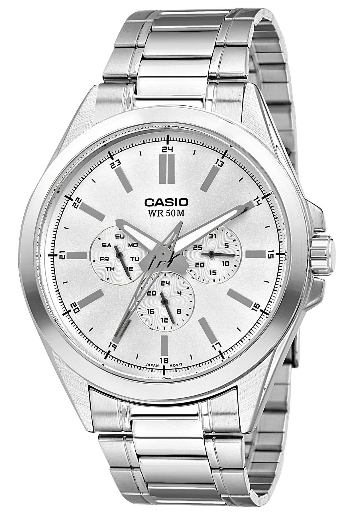 Casio Mtp-sw300d-7avdf Erkek Kol Saati 1