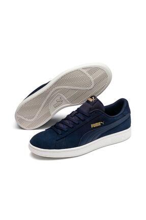 Puma SMASH V2 Lacivert Erkek Sneaker Ayakkabı 100547433