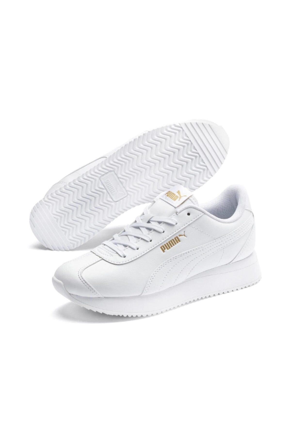 Puma Turino Stacked Kadın Günlük Spor Ayakkabı - 37111501 1