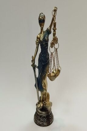 Black Swan Gift & Accessories Themis Adalet Terazisi Masaüstü Biblo
