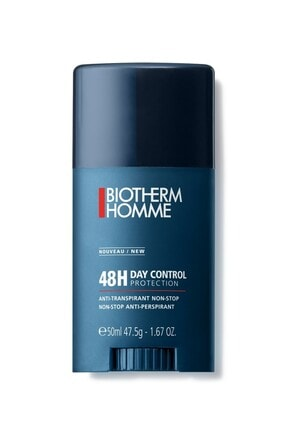 Biotherm Day Control Terlemeye Karşı 48 Saat Etkili 50 ml Erkek Stick Deodorant  3367729021066