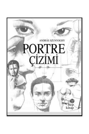 Hep Kitap Portre Çizimi Andras Szunyoghy