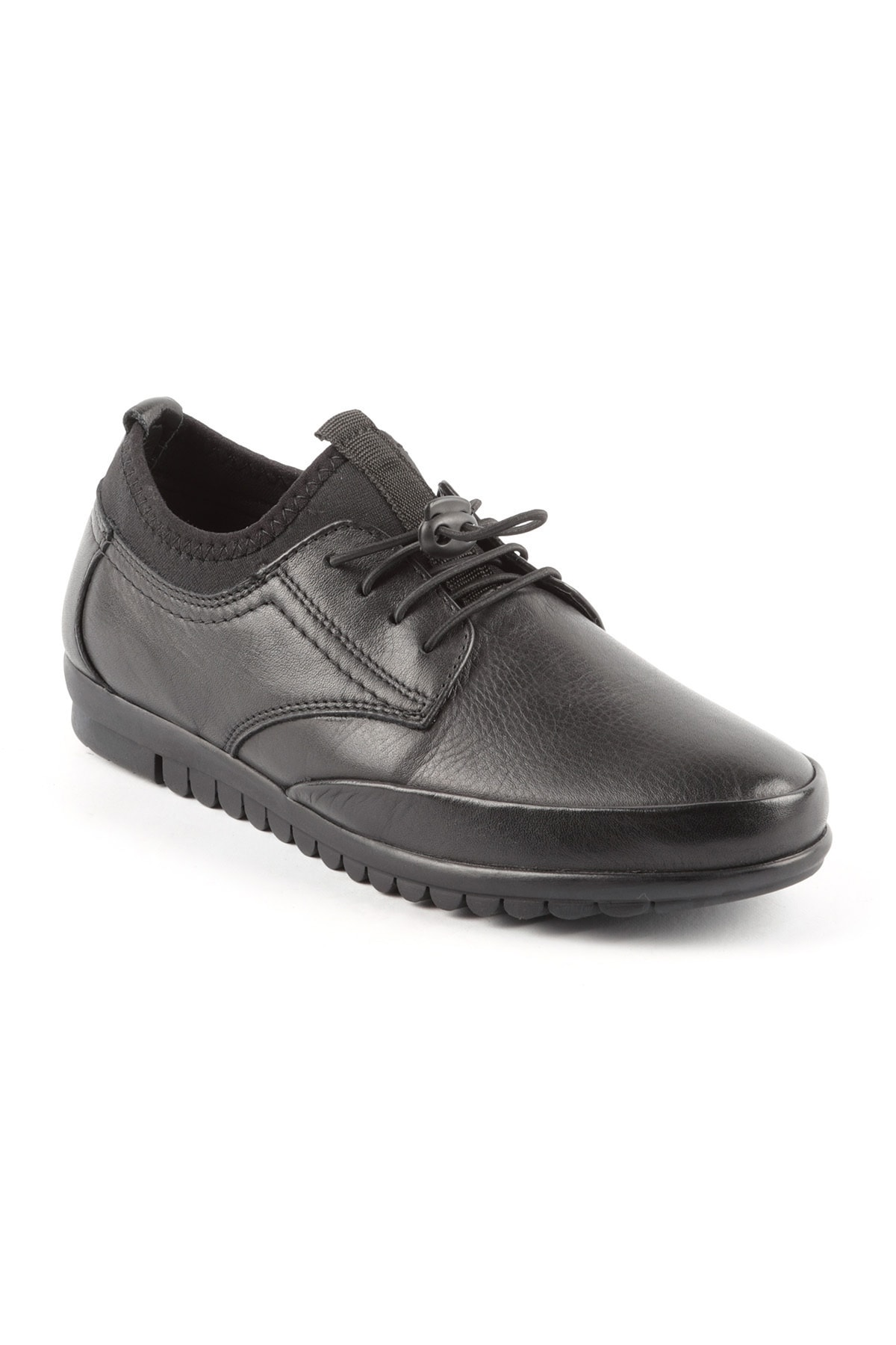 Libero Kadın Siyah Bağıcıklı Spor Ayakkabı 5074 1