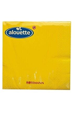 alouette Peçete Sarı 30'lu