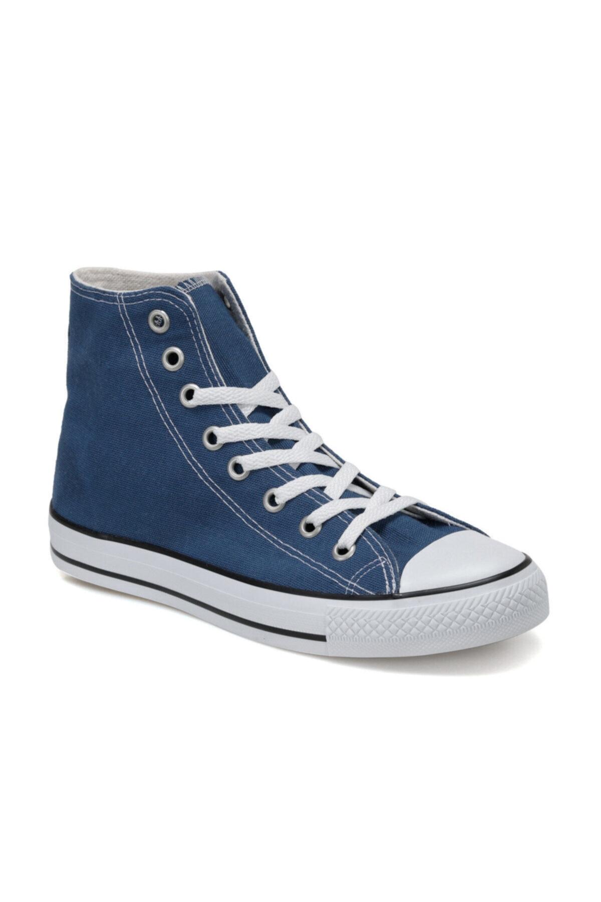 FORESTER EC-1105 HI Mavi Erkek Kalın Tabanlı Sneaker 100669440 1