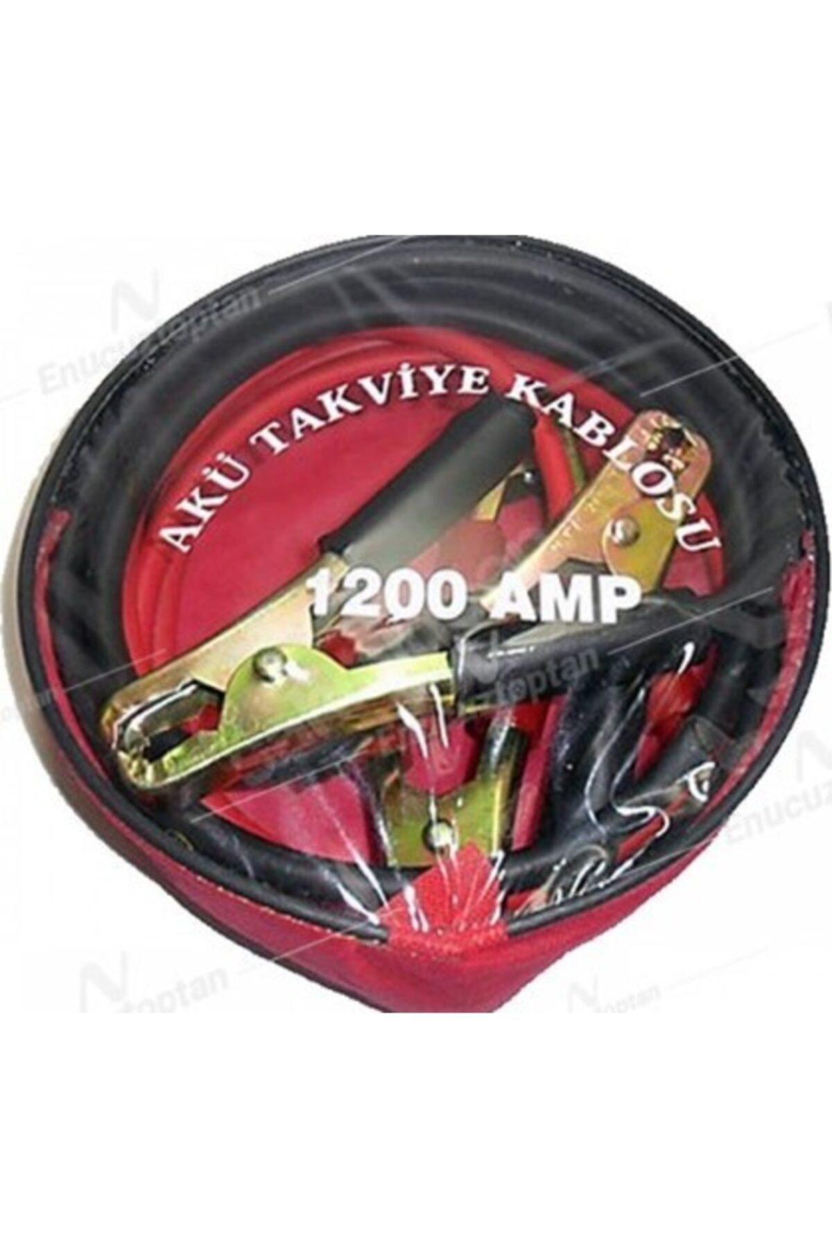 NUMEROUNO Akü Takviye Kablosu 50mm 1200 Amper 2.3 Metre Numereuno 1