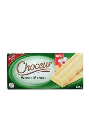 Choceur Weisse Mandel Alman Çikolatası 200 gr