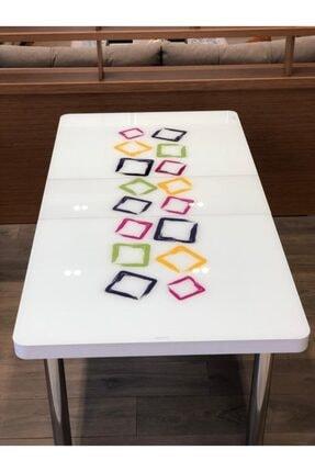 Bellona Color Mutfak Masası Kitabeli Açılır