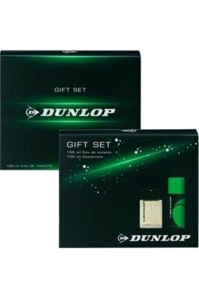 DUNLOP Gift set edt 100 ml parfüm 150 ml Deodorant