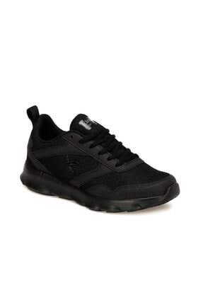 Kinetix Siyah Erkek Koşu Antrenman Ayakkabısı MERUS