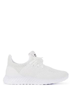 Slazenger ATOMIC Sneaker Kadın Ayakkabı Beyaz SA11RK080