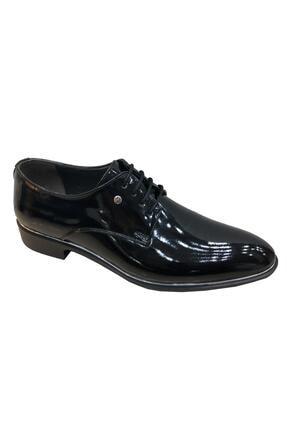 TAMBOĞA AYAKKABI Tamboga 570 Damatlık Rugan Erkek Ayakkabı
