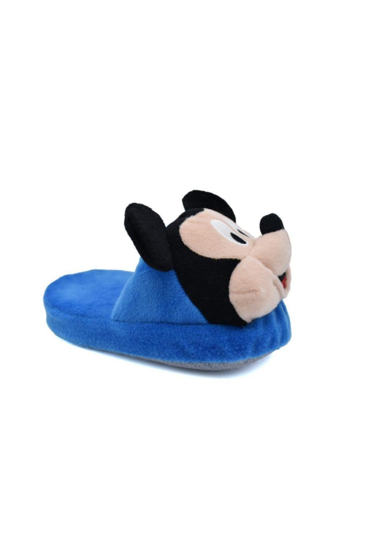 Mickey Mouse Panduf Ev Terliği 2