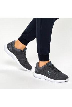 Kinetix Gri Erkek Koşu  Antrenman Ayakkabısı