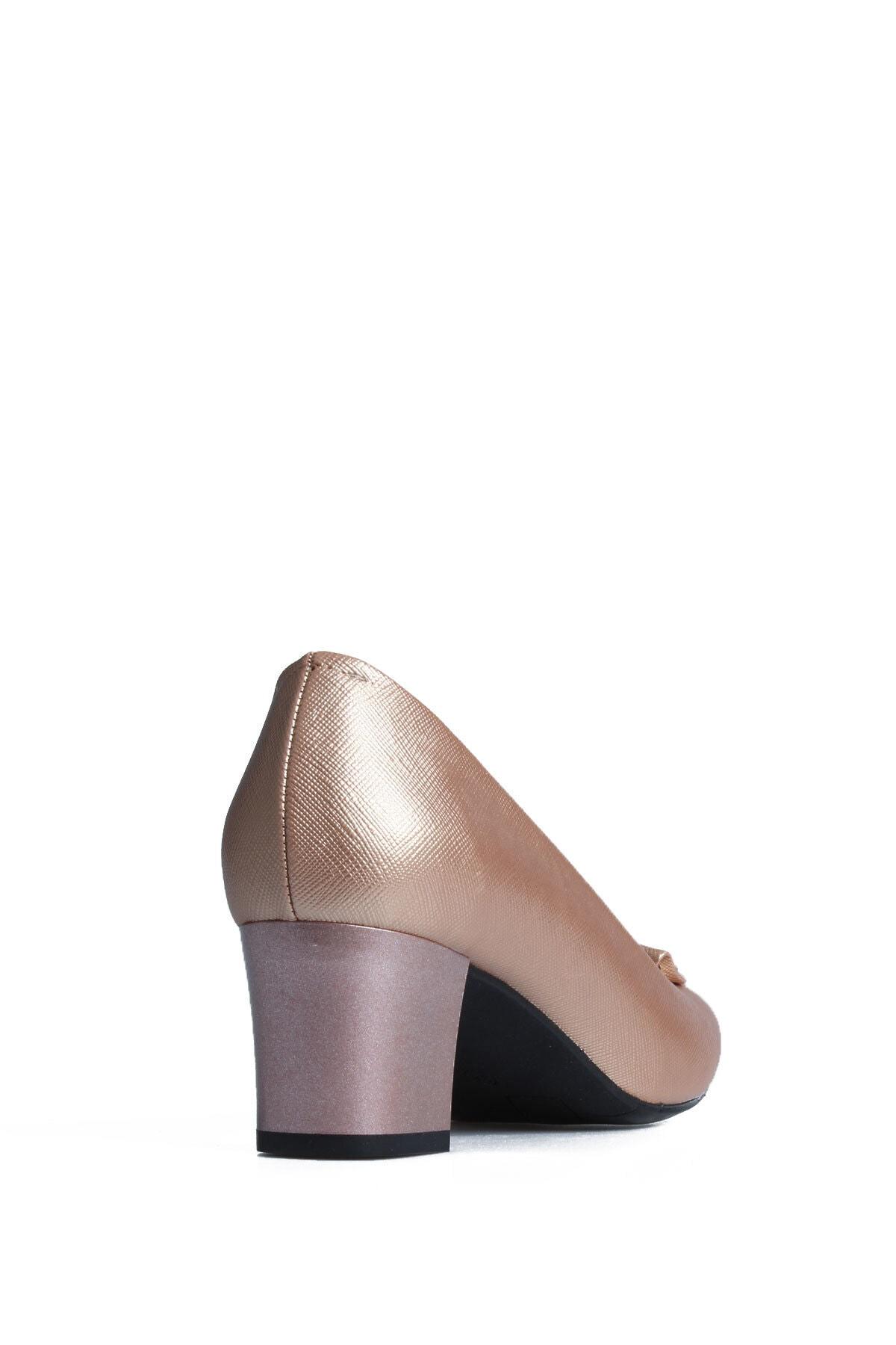 PUNTO Kadın Rose Günlük Topuklu Ayakkabı 2