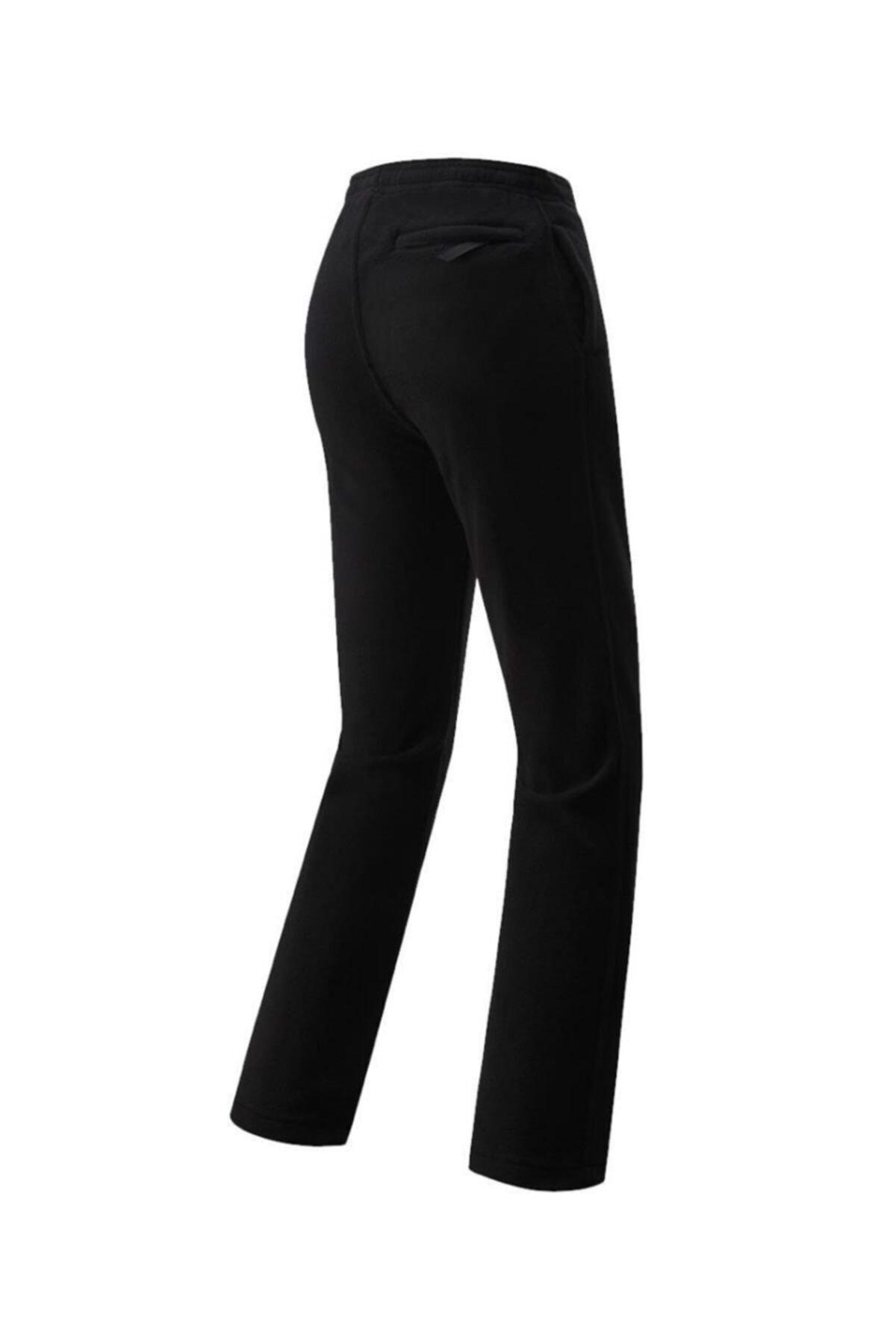 2AS Answer Fleece Kadın Polar Pantolon Siyah 2
