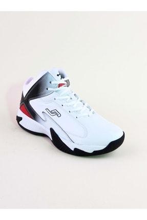 Jump Unisex Beyaz Ortopedic Basket Ayakkabı