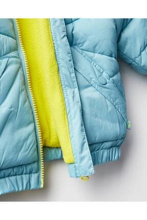 United Colors of Benetton 012 Içi Polar Astarlı Dolgulu Mont