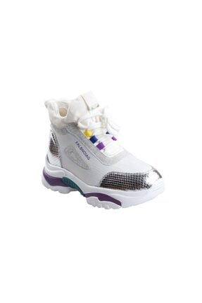 Guja Gümüş Günlük Sporbot Ayakkabı