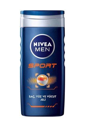 Nivea Sport Duş Jeli Erkek 250 ml