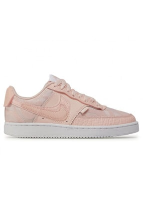 Nike Court Vision Lo Prm Kadın Sneaker Cı7599-600