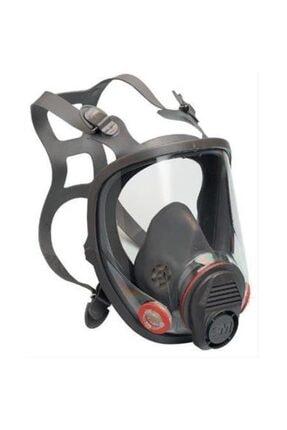 3M A+ 6000 Tam Yüz Gaz - Buhar - Boya Maskesi