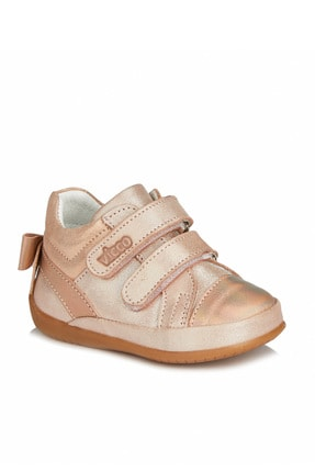 Vicco Suzi Simli Kız Ilk Adım Pudra Günlük Ayakkabı