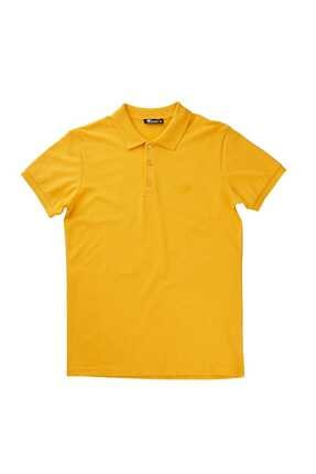 Bad Bear BASIC POLO MUSTARD