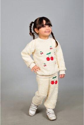 Netmodatasarım Çocuk Giyim Bebek Eşofman Alt Üst Takım 2 Li