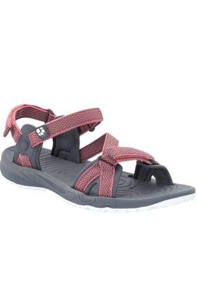 Jack Wolfskin LAKEWOOD RIDE W Kırmızı Kadın Sandalet 101106862