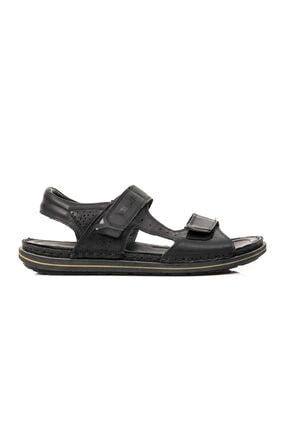 Greyder Erkek Sıyah Analın Sandalet 1Y1CS67510
