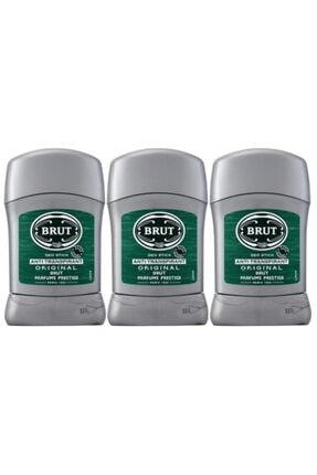 Brut Anti Perspirant Koltuk Altı Stick 50 ml X 3 Adet 5087411521065215