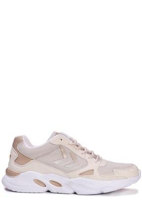 HUMMEL HMLYORK LIFESTYLE SHOES Bej Kadın Sneaker Ayakkabı 100551118