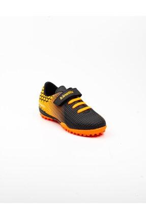 Kinetix Sedorf Turf 1fx Siyah Erkek Çocuk Halı Saha Ayakkabısı