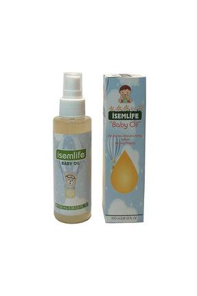 İsemlife Massage Oil - Bebek Masaj Yağı 100 ml