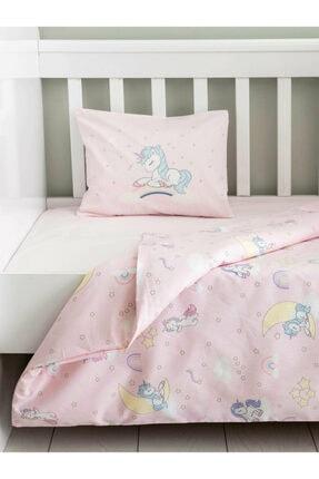 LCW HOME Pembe Bebek Nevresim Takımı