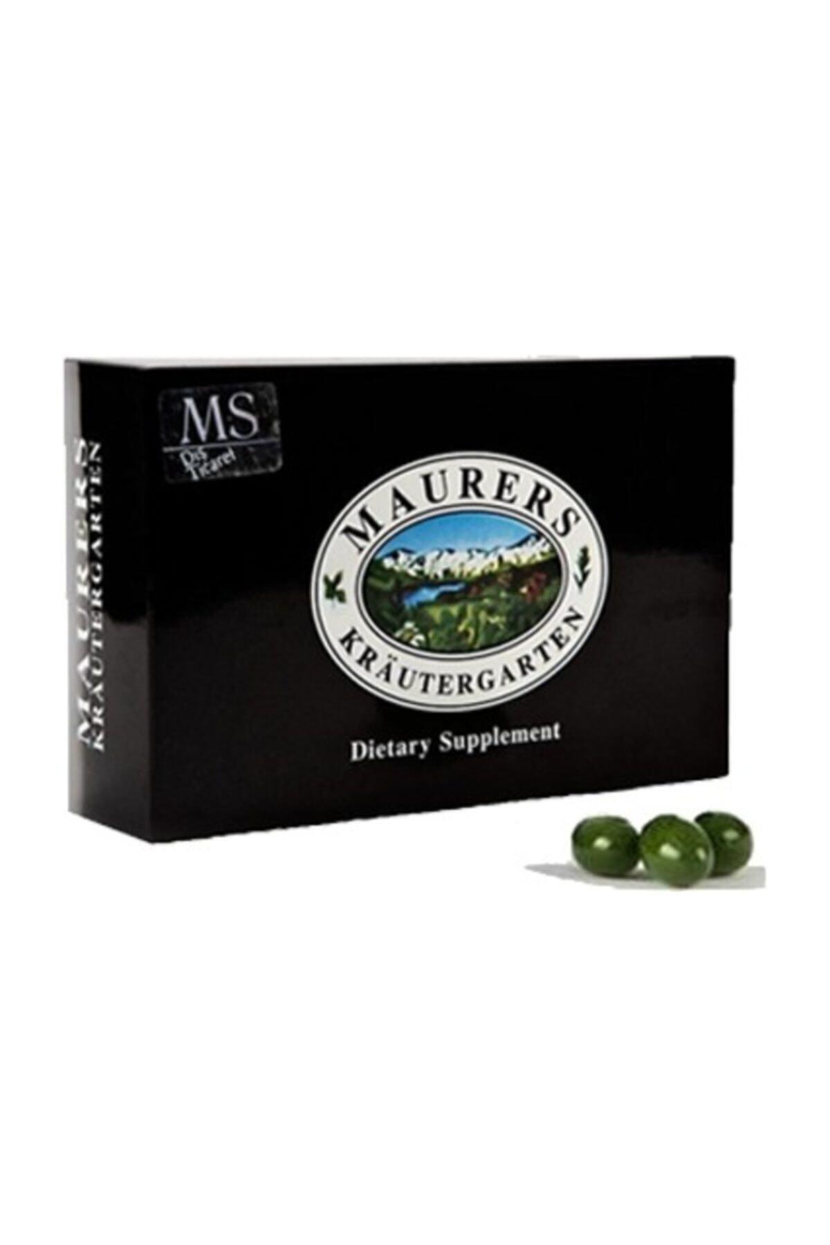 Maurers Krautergarten 800 Mg Lık Bitkisel Gıda Takviyesi 1